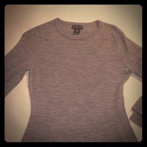 Adrienne Vittadini Long Sleeve sweater dress